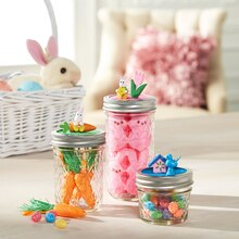 Easter Miniature Décor Jelly Jars, medium